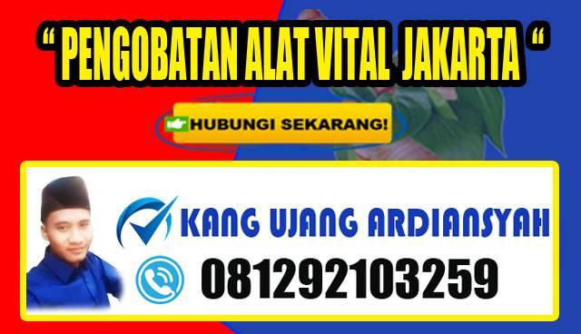 Pengobatan Alat Vital DKI Jakarta | Terapi Kejantanan Pria Kang Ujang Ardiansyah – 081292103259